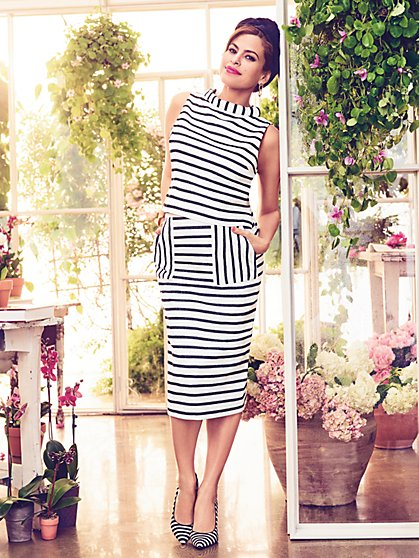 Eva Mendes Collection - Reese Pencil Skirt  - New York & Company