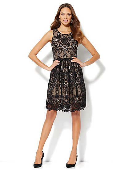 Eva Mendes Collection - Riviera Lace Dress - New York & Company