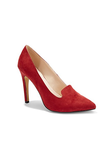 Eva Mendes Collection - Roma Pump  - New York & Company