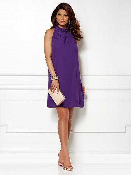 Eva Mendes Collection - Sabrina Sleeveless Dress  - New York & Company