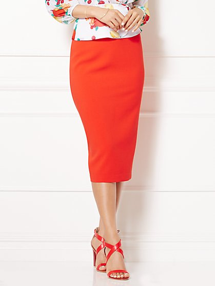 Eva Mendes Collection - Savannah Pencil Skirt  - New York & Company