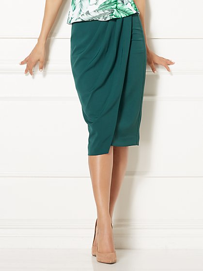 Eva Mendes Collection - Scarlet Skirt - New York & Company