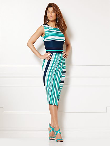 Eva Mendes Collection - Shelby Sheath Dress - New York & Company