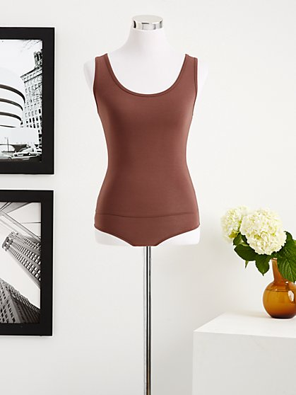 Eva Mendes Collection - Sleeveless Bodysuit - New York & Company