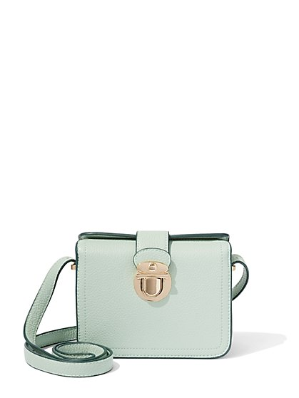 Eva Mendes Collection - Small Crossbody Bag  - New York & Company