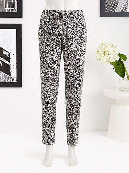 Eva Mendes Collection - Soft Pant - Printed