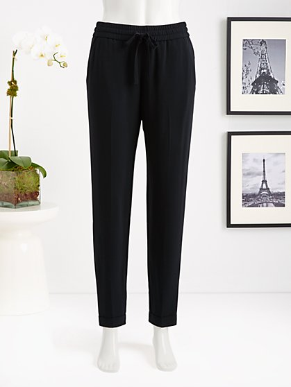 Eva Mendes Collection - Soft Pant - Solid