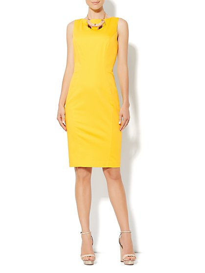 Eva Mendes Collection - Stacey Sheath Dress