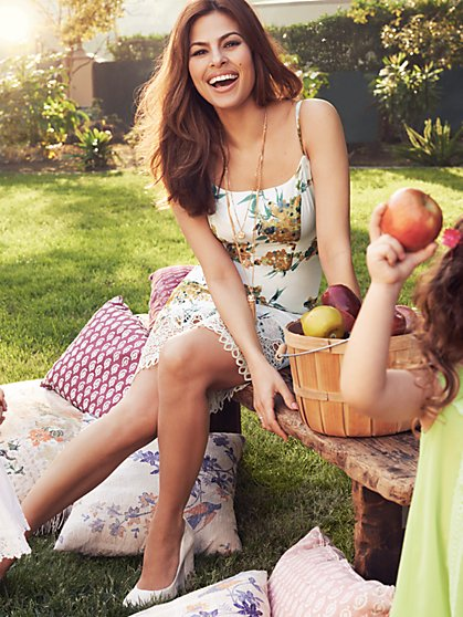Eva Mendes Collection - Stephanie Slip Dress  - New York & Company