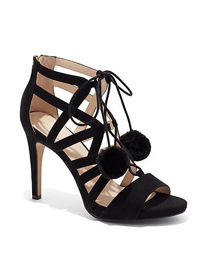 Eva Mendes Collection - Strappy Sandal  - New York & Company