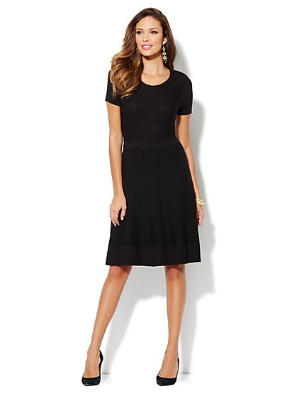 Eva Mendes Collection - Sweater Dress - New York & Company