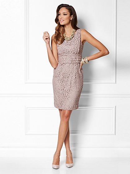 Eva Mendes Collection - Tamara Lace Dress - New York & Company