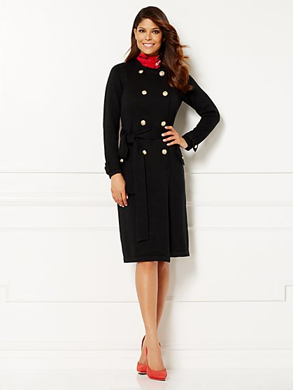 Eva Mendes Collection - Tate Sweater Coat  - New York & Company