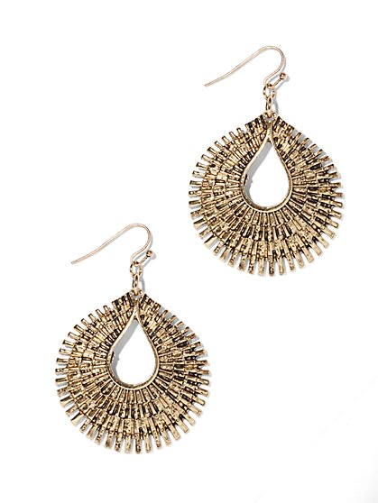 Eva Mendes Collection - Teardrop Earring - New York & Company