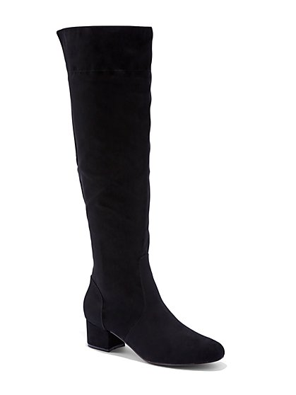 Eva Mendes Collection - Thames Tall Boot  - New York & Company