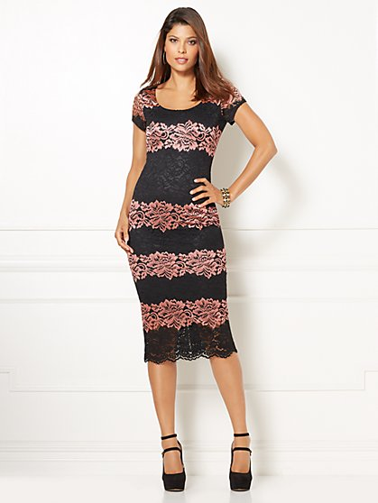 Eva Mendes Collection - Trina Sheath Dress  - New York & Company