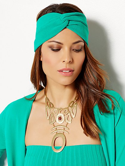 Eva Mendes Collection - Turban Band - New York & Company