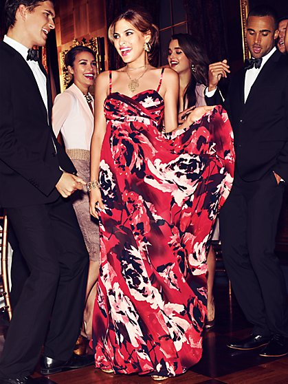 Eva Mendes Collection - Valentina Maxi Dress - New York & Company