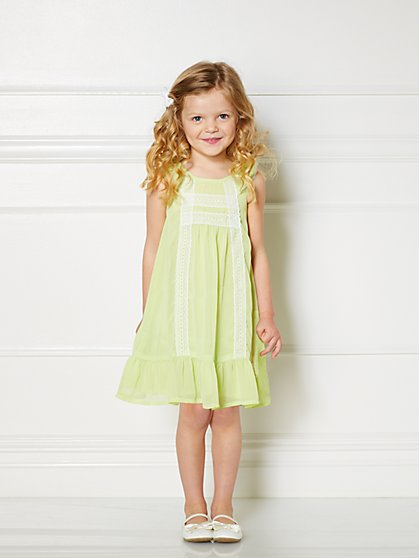 Eva Mendes Mini Collection - Mini Lauren Dress - 4T - New York & Company