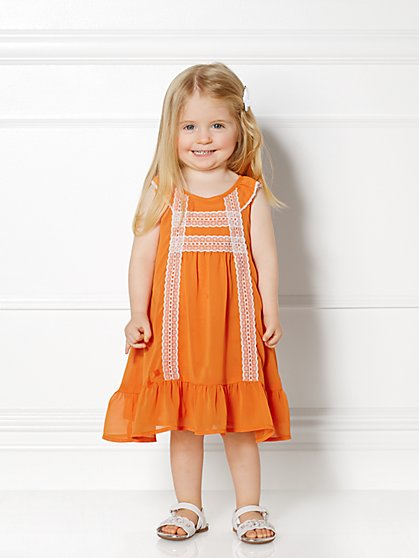 Eva Mendes Mini Collection - Mini Lauren Dress 6M-3T - New York & Company