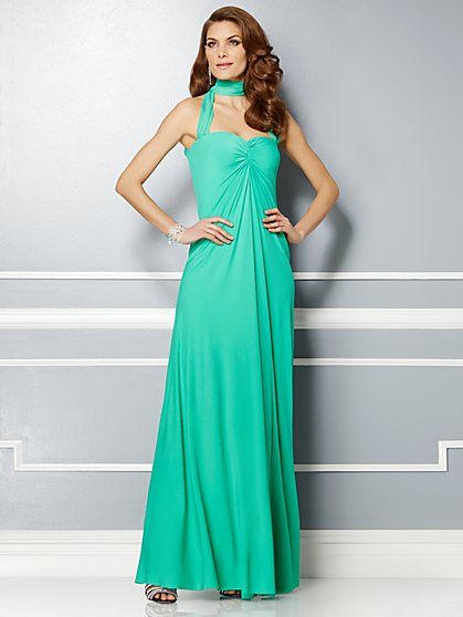 Eva Mendes Party Collection - Alexia Convertible Dress - New York & Company