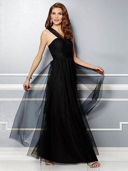 Eva Mendes Party Collection - Lacey Convertible Dress  - New York & Company
