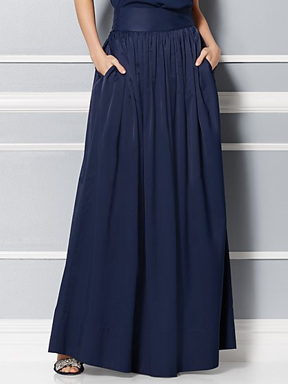 Eva Mendes Party Collection - Long Skirt  - New York & Company