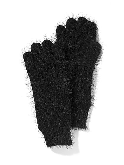 Eyelash Gloves  - New York & Company