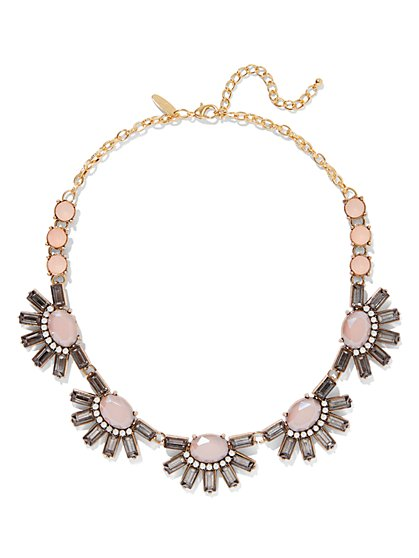 Fan Collar Necklace  - New York & Company