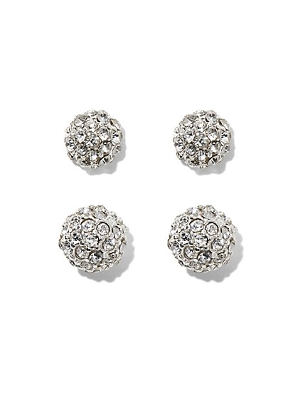 Fireball Earring Stud Set - New York & Company