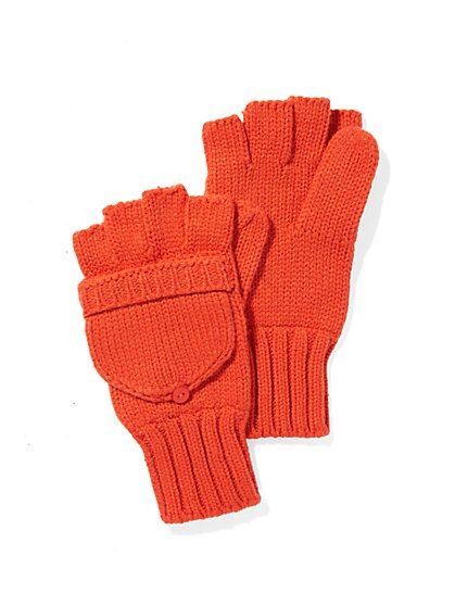 Flip-Top Gloves  - New York & Company