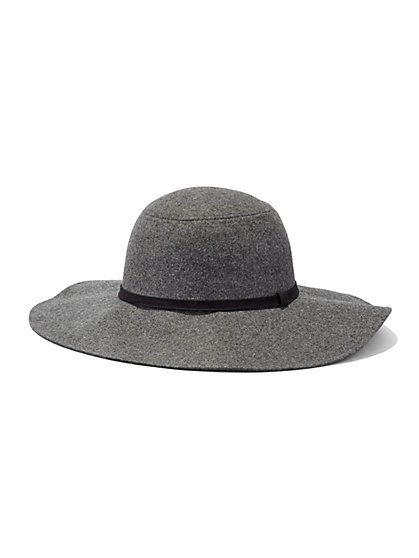 Floppy Felt Hat - New York & Company