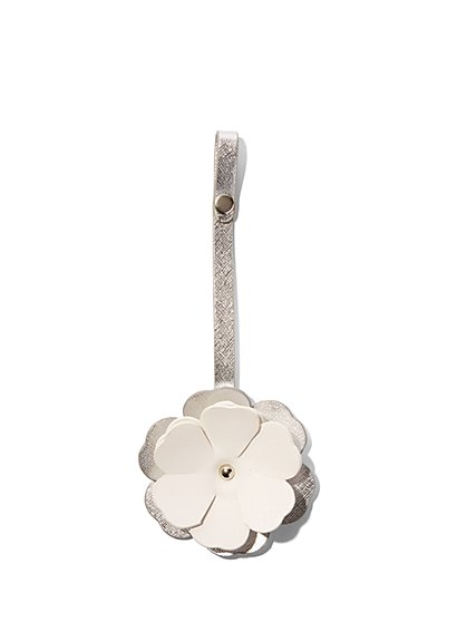 Floral Bag Charm  - New York & Company