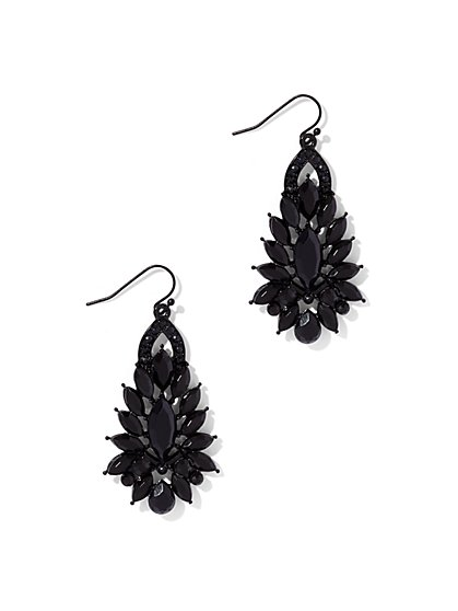 Floral Drop Earring  - New York & Company