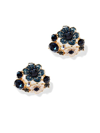 Floral Earring  - New York & Company