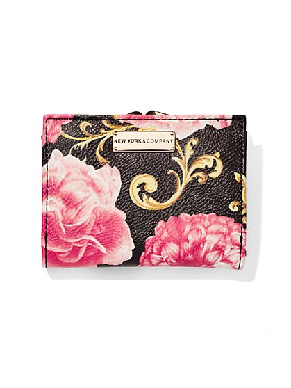 Floral Wallet  - New York & Company