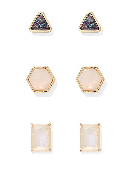 Geo Earring Set  - New York & Company