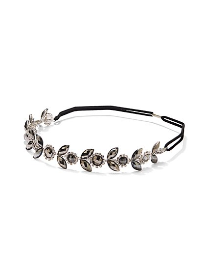 Geo Floral Headband - New York & Company