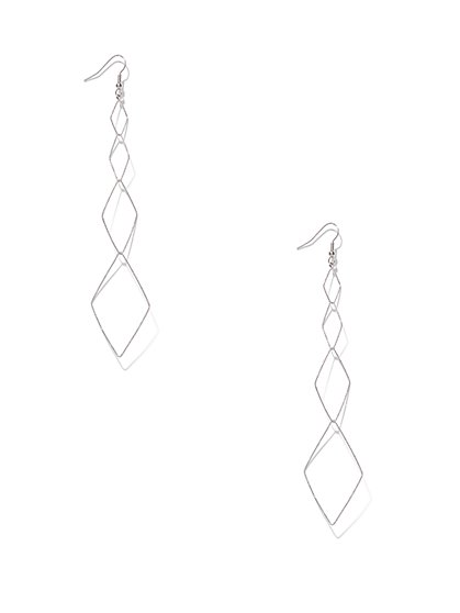Geo Linear Earring  - New York & Company