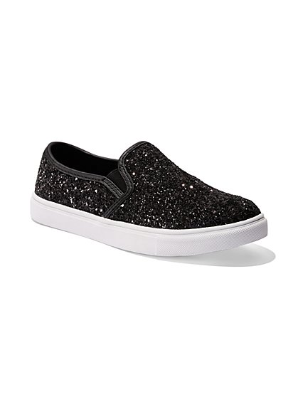 Glitter Sneaker  - New York & Company