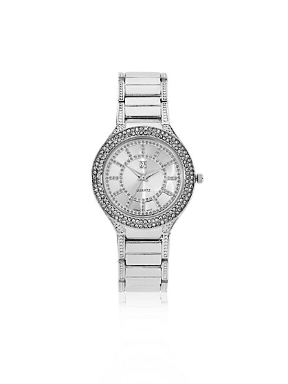 Glittering Link Watch  - New York & Company