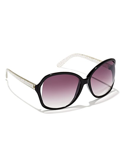 Glittering Sunglasses  - New York & Company