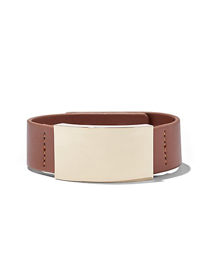 Goldtone Hardware-Accent Cuff Bracelet  - New York & Company