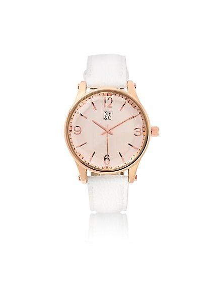 Goldtone Watch  - New York & Company