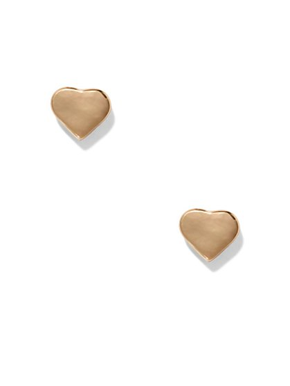 Heart Post Earring  - New York & Company
