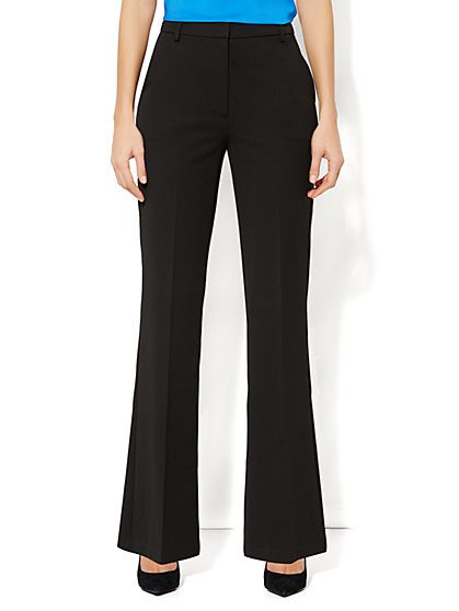 High-Waist SuperStretch Flare Pant