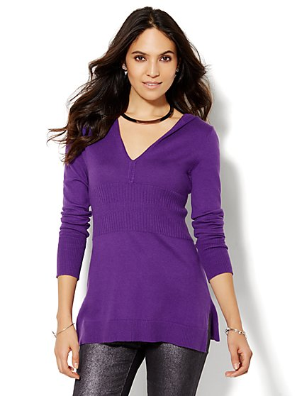 Hoodie Sweater - New York & Company