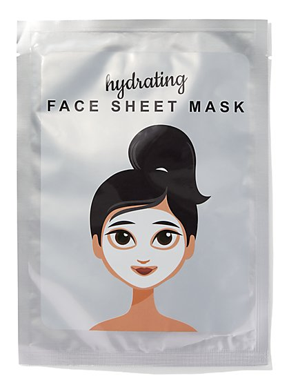 Hydrating Facial Sheet Mask - New York & Company