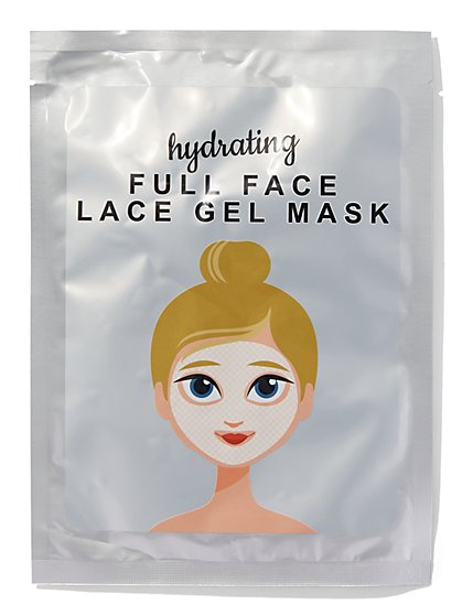Hydrogel Facial Sheet Mask - New York & Company