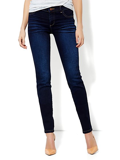 Jean Legging - Harlow Blue Wash - Tall